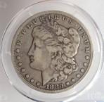 1880-CC, F-12, PCGS, Cert. No. 7100.12/29753943