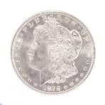 1878 S S$1 MS64 Cert. No. 1701127-002