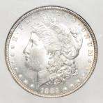 1885 S$1 MS64 Cert. No. 1839195-026