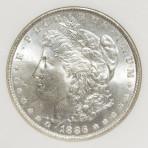 1886 S$1 MS64 Cert. No. 679337-093