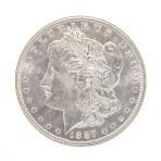 1887 S$1 MS65 Cert. No. 379290-003