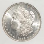 1888-O S$1 MS 64 Cert. No. 1767153-036