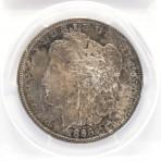 1898-O $1 PCGS MS64 Cert. No. 7254-64-31644700