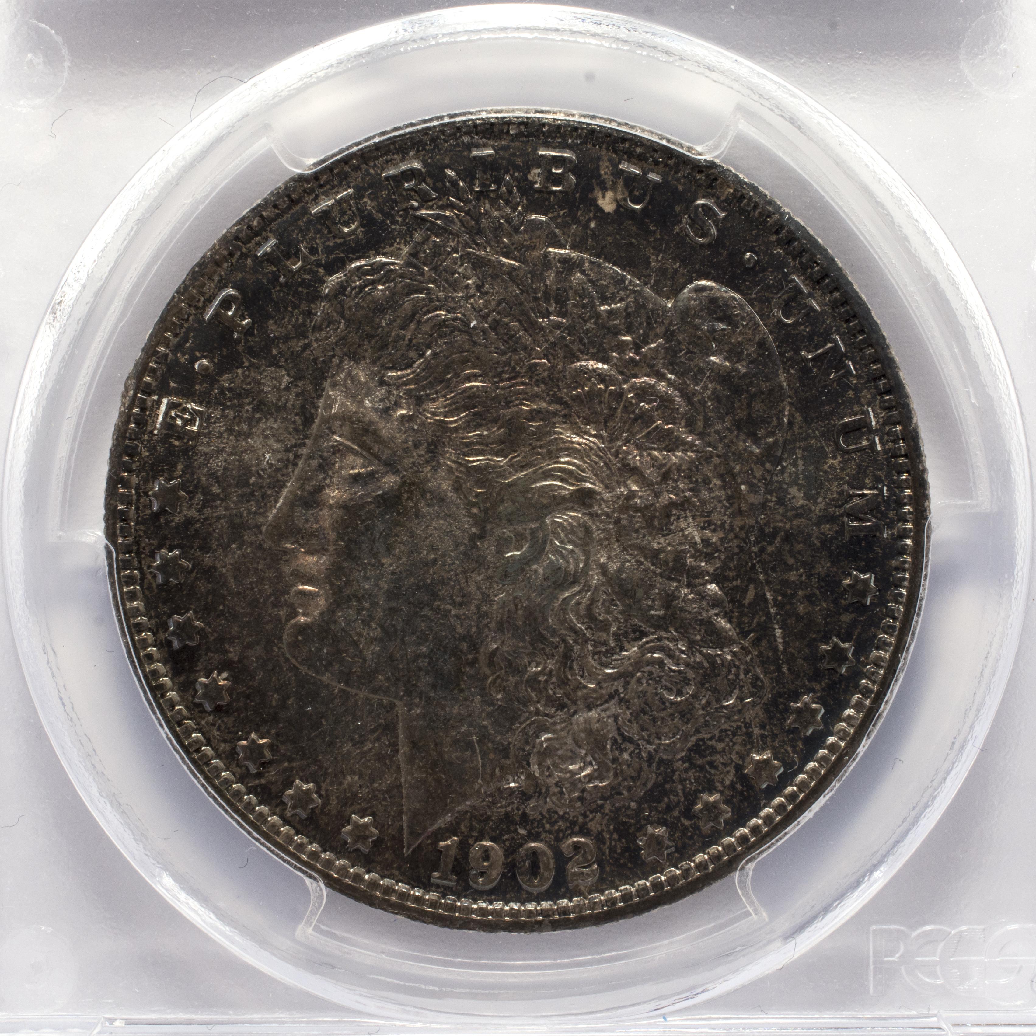 1902-O PCGS MS63 Cert. No. 7280-63-31644695